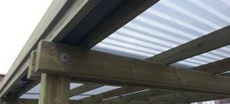 Tuinwerken Plasschaert BVBA - Zottegem - Tuinhoutconstructies & Carports