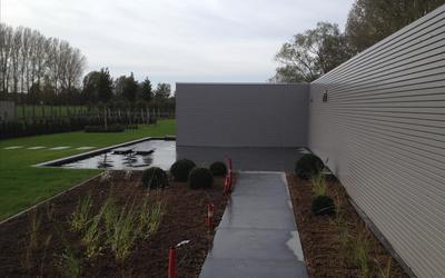 Tuinwerken Plasschaert - Tuinconstructies, poorten & maatwerk