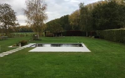 Tuinwerken Plasschaert - Waterpartijen & vijvers