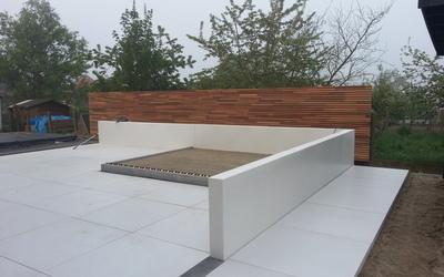 Tuinwerken Plasschaert - Opritten & terrassen